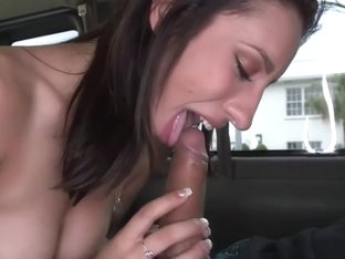 Shy and Horny Brunette with a nice Booty