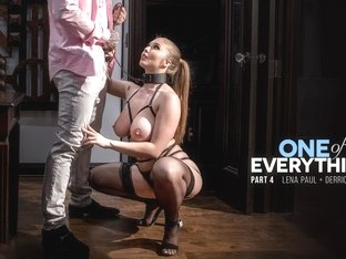 Lena Paul & Derrick Pierce in One of Everything - Part 4 - Babes