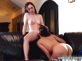 Incredible pornstars Jenna Sativa, Savannah Fyre in Hottest Lesbian, Big Tits adult scene