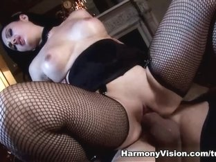 Horny pornstars Angell Summers, Lou Charmelle in Exotic Anal, Big Tits adult video