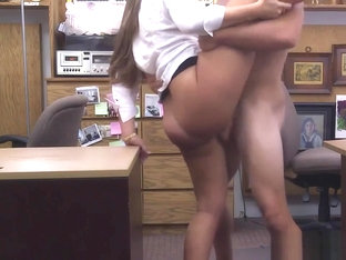 April blue blowjob xxx PawnShop Confession!
