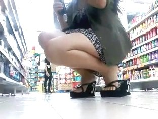 White Panty at Hypermart PTC, Surabaya, Indonesia