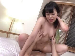 Crazy Japanese chick Yui Ayase in Amazing JAV uncensored Threesomes movie
