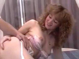 Retro 1980's anal fuck