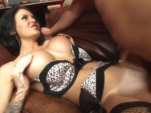 Exotic pornstar in fabulous tattoos, piercing porn movie