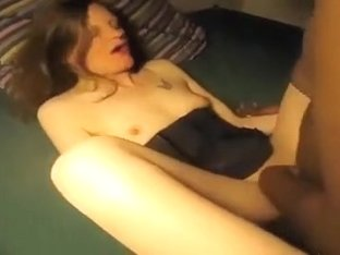 Slut gets repeatedly seeded by a black bull for cuckold hubby to clean up
