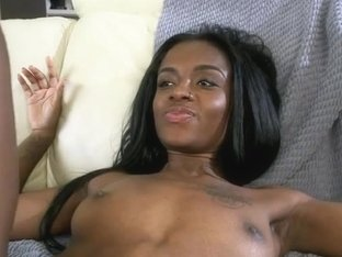 Sweet 18 Year Old Ebony Ass Lexxi Deep