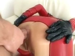 Black cock handjob tube