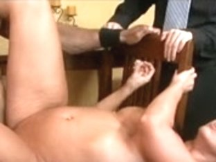 MAMMA'S CUCKOLD 4 aged and bbc in front of her spouse