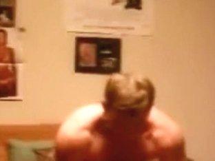 College frat boy-friend records film with school skank
