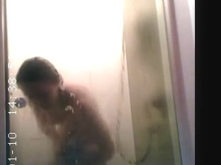 Installing a hidden cam in a shower was a good idea