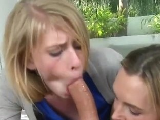 Stepmom Tanya gets a hot threesome fuck