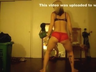 Incredible twerk cam panty episode