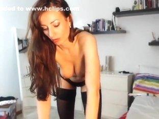 Pretty 007Vicious shows his black panties