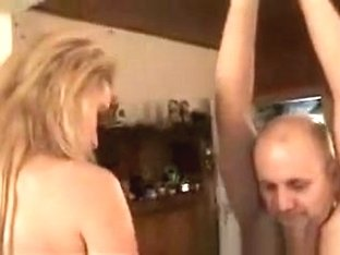 Fabulous Homemade clip with Couple, Blonde scenes