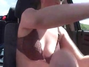 Nervous Hooker Fucked In Public
