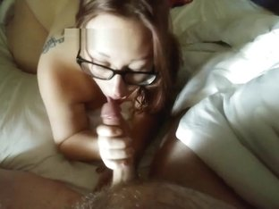 Slow Sensual POV Deepthroat Blowjob By Amazing Baby Doll Then Doggystyle !!