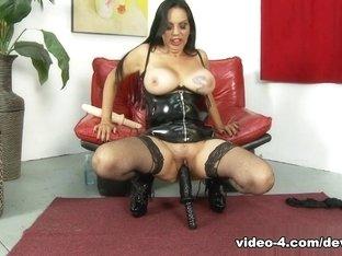 Amazing pornstar in Hottest Stockings, Solo Girl xxx scene