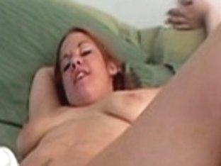 Best pornstar in crazy cunnilingus, dildos/toys adult clip