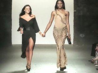Sexy Fashion Show Mariana Valentina