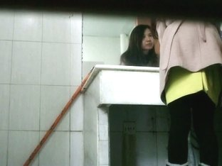 Amateur piss voyeur asian brunette girl