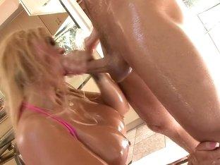 Hottest pornstar Shyla Stylez in best fetish, big cocks xxx movie