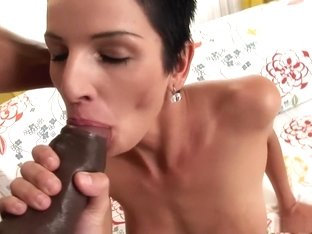 Incredible pornstar in best college, interracial adult scene