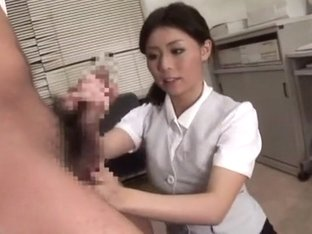 Fabulous Japanese model Aya Hirai in Crazy Big Tits, Secretary JAV movie