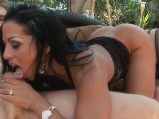 Levi Cash fucks hot latina Mercedes Ashley