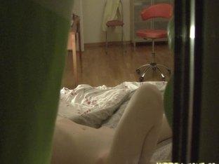 I filmed hot amateur sex on my new hidden camera