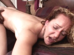 Redhead Playgirl Engulf A Monster Cock2