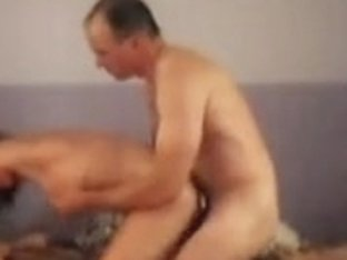 Silly golden-haired fucks her depraved boss