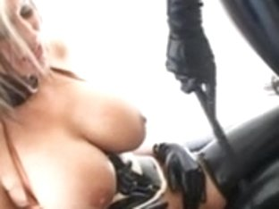 Greater Amount lesbo latex joy..