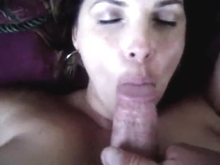 Youthful College Student Cums in Face Aperture of Older Mature Teacher