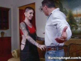 Best pornstars Sheena Rose, John Strong in Fabulous Emo, Big Ass sex movie