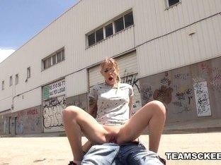 Fabulous pornstar Arteya in Exotic Outdoor, Blonde xxx movie