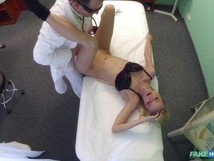 Crazy pornstar in Hottest College, Medical xxx clip