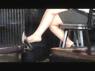 Best Hosed Legs Dangling