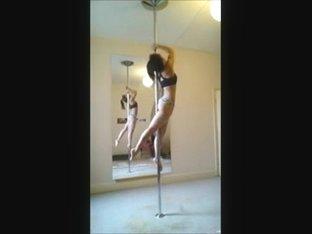 British Pole Dancer
