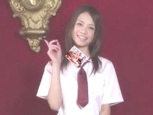 Horny Japanese slut Shelly Fujii in Best Dildos/Toys, DP/Futa-ana JAV video