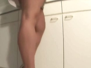 Cleaning Lady With Huge Ass Titties