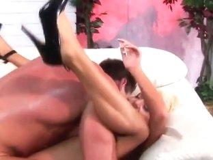 Breasty slut Donna Doll hardcore sex