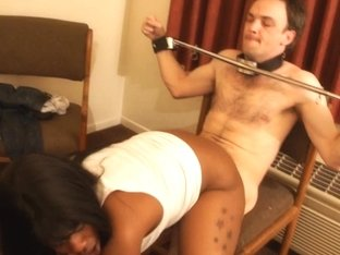 BlackGirlsWhiteSlaves: Fucked And Milked