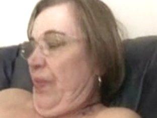 Granny Receives Palatable Treat