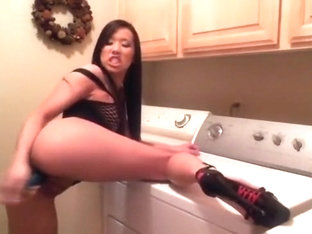 Hottest Webcam movie with Masturbation, Asian scenes