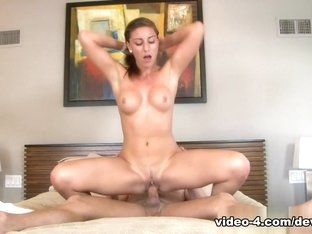 Crazy pornstars Rilynn Rae, Will Powers in Amazing Redhead, Big Tits porn scene