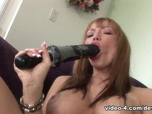 Exotic pornstar Maya Hills in Horny Big Ass, Dildos/Toys sex video