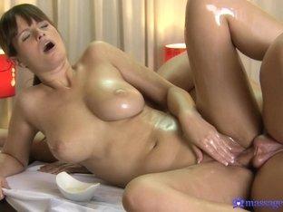 Hottest pornstars Sofia Solana, Thomas in Horny Big Ass, Massage sex scene
