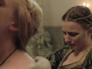 Rebecca Ferguson - The White Queen S01E03-E05 (2013)