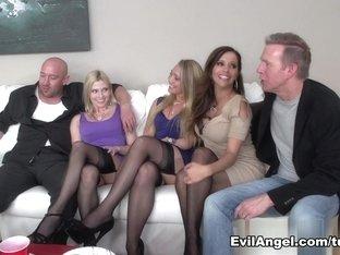 Incredible pornstars David Perry, Anissa Kate, Nadia Styles in Fabulous Big Ass, Cumshots porn video